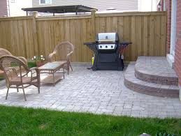 Beautiful Patio Ideas For Small Yards Stylish Yard G Intended Inspiration