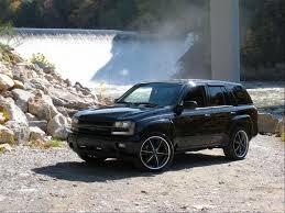 2003 Chevrolet TrailBlazer - Information and photos - ZombieDrive