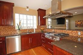 modern kitchen cabinets cherry. Full Size Of Kitchen:kitchen Cabinets Modern Kitchen With Cherry Stained Images Designs Z