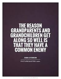Grandparents Quotes Interesting Funny Grandparents Quotes Annewoodsme