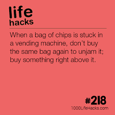 Vending Machine Hacks Magnificent 48 Life Hacks