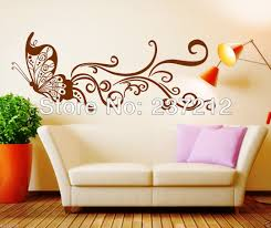 >wall art ideas design brown butterfly beautiful wall art sofa  wall art ideas design brown butterfly beautiful wall art sofa contemporary simple lighting stainless flexible lamp plants vase best beautiful wall art for