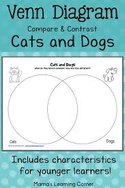 cats and dogs venn diagram worksheet venn diagrams venn diagram cats and dogs venn diagram worksheet