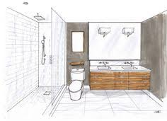 Fine Bathroom Interior Design Sketches Creed January 2011 Pinterest And Decorating