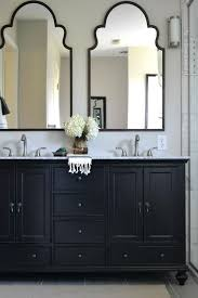 black framed bathroom mirrors. Black Framed Vanity Mirror Wonderful Metal Frame Bathroom Best 25 . Mirrors N