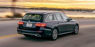 Just chose one to start watching all its previews. How Reliable Is The 2019 Mercedes Benz E Class Wagon