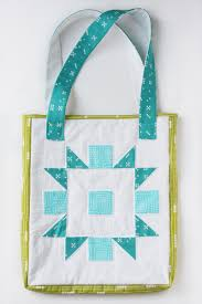 Quilted Tote Bag Tutorial | Sew Mama Sew &  Adamdwight.com
