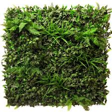 artificial forest fern green wall foliage on artificial forest fern green wall foliage with artificial vertical garden panel at evergreen direct