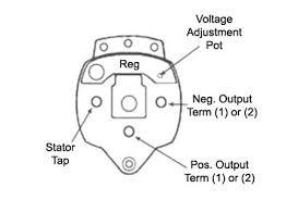 prestolite leece neville doff 10300j alternator at Prestolite Aircraft Alternator Wiring Diagram