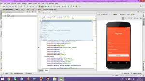 Android - Simple Registration Form along with Validation - YouTube