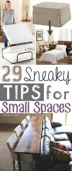 Best 25 Small Space Design Ideas On Pinterest  Small Space Life Interior Design For Small Spaces Living Room And Kitchen
