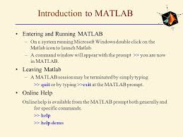 introduction to matlab lab ppt video online  introduction to matlab
