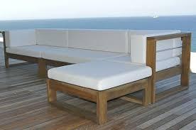 modern wooden outdoor furniture. Wooden Outdoor Furniture Cool Modern A