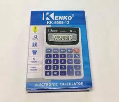 Kenko Hesap Makinesi kk8985-12 Kırtasiye ASIMOĞLU KIRTASİYE