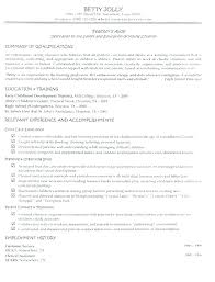 Teachers Aide Resume Resume Letter Collection