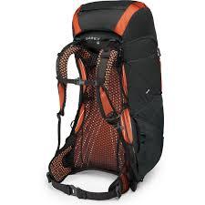 Osprey Exos 48 Size Chart Osprey Exos 58 Mens Backpack