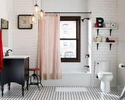 bathroom designs for kids. Example Of A Mid-sized Classic Kids\u0027 Mosaic Tile And Black White Bathroom Designs For Kids I
