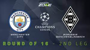 2020-21 UEFA Champions League – Man City vs Borussia Monchengladbach  Preview & Prediction - The Stats Zone
