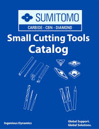 Sumitomo Carbide Grade Chart Small Cutting Tools Catalog Sumitomo Electric Carbide