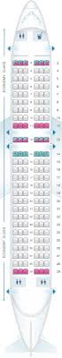 Airbus A319 Seating Chart Seat Map Allegiant Air Airbus A319 Seatmaestro