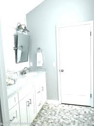 Grey bathroom color ideas Blue Gray Djemete Gray Bathroom Paint Blue Gray Bathroom Paint Large Size Of Bathroom