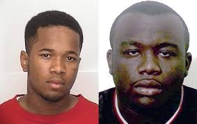 Two Men Wanted in Murder Investigation