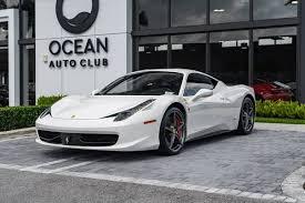 2014 ferrari 458 spider ferrari 458 spider 2014 base specs, trims & colors change trim. Used 2014 Ferrari 458 Italia For Sale Near Me Edmunds