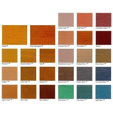 Woodsman Deck Stain Color Chart Freeproxylist Co
