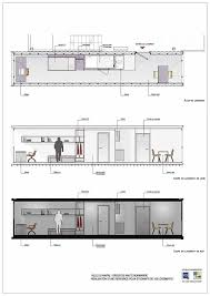shipping container office plans. in le havre france architect firm cattani architects converted shipping containers into student housing container office plans