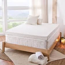 foam mattress topper.  Foam Spa Sensations 4inch Memory Foam Mattress Topper Intended 3