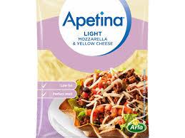 Light Mozzarella Cheese Nutrition Apetina Light Mozzarella Yellow Cheese Apetina