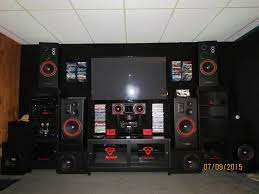 4 mobile subwoofers in my HT   Audioholics Home Theater Forums
