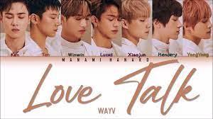 VOSTFR/CHI/PIN} WayV (威神V) - 'Love Talk' (秘语) (Color Coded Lyrics  Chi/Pin/Français) - YouTube