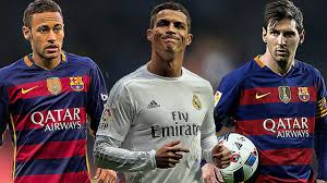 Goals Bt Ween Messi And Neymar Jr Neymar Jr vs Lionel Messi vs Cristiano Ronaldo 24 InCRedible 11 115616