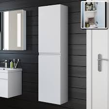 Slimline Wall Cabinet Bathroom Tall Storage Cabinet Bathroom Wall Cabinets