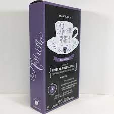 Trader joe's new nespresso capsules 10 (lungo, 10 capsules): Trader Joe S Ristretto Expresso Capsules Ebay