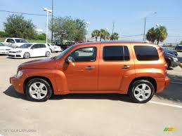 Sunburst Orange II Metallic 2007 Chevrolet HHR LT Exterior Photo ...