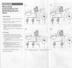 hella horn toyota 4runner forum Hella Air Horn Wiring Diagram Motorcycle Horn Wiring Diagram
