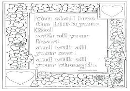 John 3 16 Coloring Page For God So Loved The World Digital Download