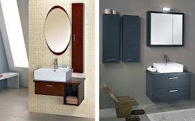 basin vanity mirrors shelf