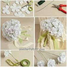 wonderful diy flower bouquet for wedding