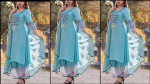 Stylish Plazo Suit Design Punjabi Plazo Suit Designs 2019 Trendy Plazo Suit Designs