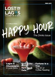 Lost in Lagos Magazine March Issue by Lost in Lagos Magazine issuu