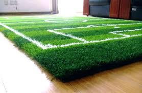 football field rug baseball image of carpet 5 large area