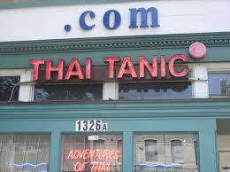 Tanic Thai Pun - Salty