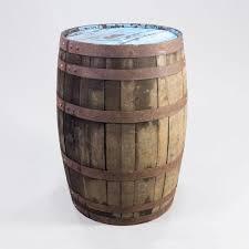 40 gallon wooden barrel