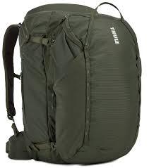 Большой <b>рюкзак</b> Thule Landmark 60L Dark <b>Forest</b>