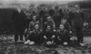 <b>...</b> Bernhard Schmitt, Anton Reinhardt, <b>Franz Becht</b> (damals 2. Vorsitz. - bild1925_26