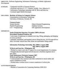 Software Developer Resume Examples Best of Sample Software Engineer Resume This Resume Was NOMINATED For A