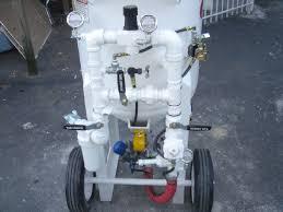 soda blasting equipment